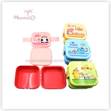 Baby Food Storage Container Plastic Kids Lunch Box (1000ml)