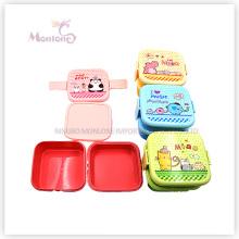 Детское питание Контейнер для хранения Пластиковые дети Коробка обеда (1000мл)