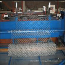 Vollautomatische Kettenglied-Zaunmaschine