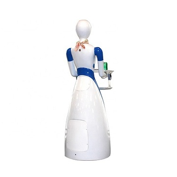 Food Delivery Cameriere Hotel Robot