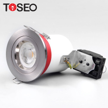 High quality 35W 50W 3W 5W 6W Round Deep Recessed Aluminum Housing France Standard  Bbc Airproof Downlight