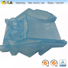 professional motor plastic molding PU, UV painting process