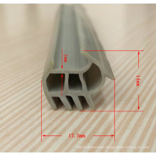 Flexible Heat Resistant Silicone Rubber Seal Strips