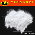 Fused white fused alumina 99% price for sale