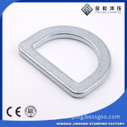 bag parts & accessories metal d ring brass rings for bags