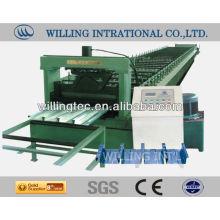 2014 nouvelle machine de formage de rouleaux de conception pour le plancher de plancher en Chine