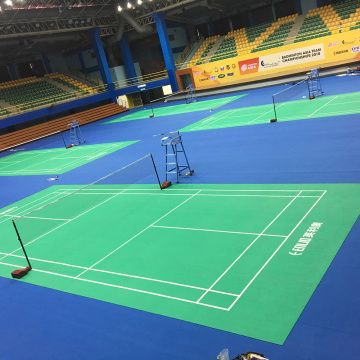 Tappetini in vinile per badminton in PVC
