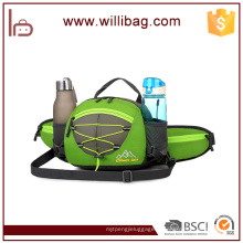 Sac de taille extérieure multifonctionnel de sac de taille de sac de taille de grande capacité voyageant le sac de paquet