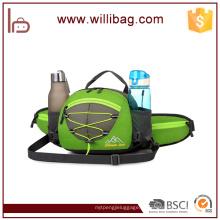 Multifuncional grande capacidade ao ar livre da cintura mochila pacote viajando cintura pacote saco