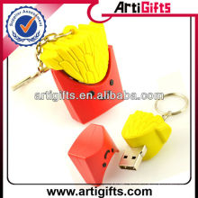 2016 Factory direct sales cute usb keychain