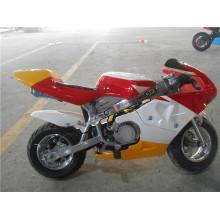 11 Color Can Choosed 50cc 2 Stroke Mini Pocket Bike (Jy-Pb0010