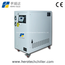 Ce Certified 5kw/5tr Water Cooled Portable Water Chiller for Extrusion Machine
