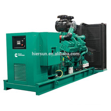 380V AC three phase 750kva 600kw with Cummins Power Generation C825 D5