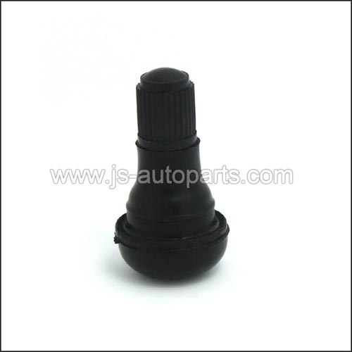 TR#412 Rubber Snap In Tubeless Tyre Valve