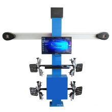 TFAUTENF car wheel alignment machine/3d wheel aligner