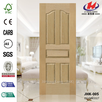 3mm MDF EV ASH Veneer Molded Door Panel