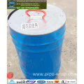 Steel pipeline butyl rubber primer for anticorrosion tape
