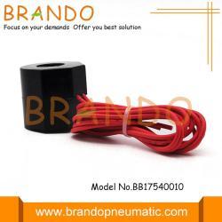Asco Type Red Hat 099257 Mp-c-011 Solenoid Valve Coil