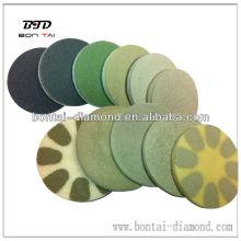Diamantfaser-Pad für Beton, Marmor, Granit