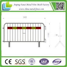 Pedestrian Tough Crowd Control Expandable Barriers for Safety