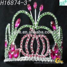Coroa linda do Dia das Bruxas