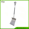 16-inch Aluminum Snow Shovel with Aluminum Handle