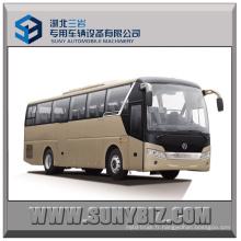 49 ~ 69 Sièges bus Snow Leopard Sightseeing Bus 4X2 Bus Autobus