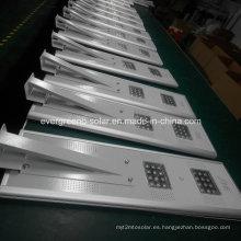 Precio de fábrica todo en uno / luz de calle solar integrada del LED