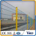 PVC Revestido 5mm 3D painéis de vedação de arame soldado 2.5mx2.03m