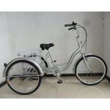 "24"" S Type Frame Tricycle with Shimano 6speed (FP-TRCY038)"