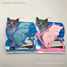 Manufacture Supply Cat Harness and Cheep Harness Lovable Cat Harness Leash