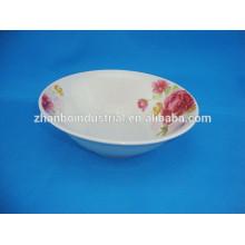 Дешевый керамический суп глубокой чаши оптом