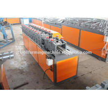 Aluminium-Verschluss Türleiste Führungsrolle Formmaschine Stahl Rollladen Maschine
