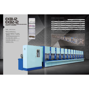 EVA Vacuum Foaming Molding Sole Machine with CE Approval