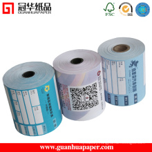 Custom Paper Roll Thermal Pre-Print Paper