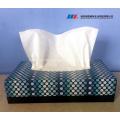 wholesale cheap flat box big pack facial tissue