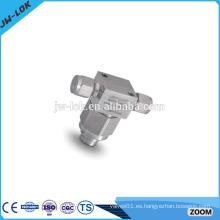 Filtro tipo t de aire de alto rendimiento manual
