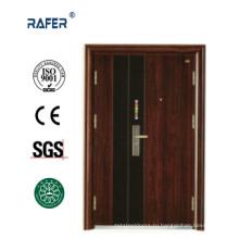 Два цвета одного и половина стальной двери (РА-S149)