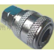 Aro Type Coupler Steel needle self-locking G1/4F