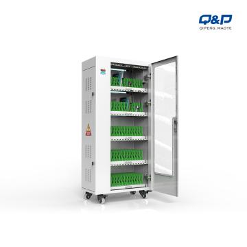 Smart security intelligent storage charging cart