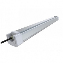 Novo 1500mm 80W LED Tri-prova de luz