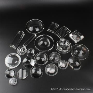Hochwertige klare Meniskuslinse für LED-Licht