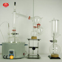 5L Alcohol Chemical Short Path Distillation For Sale