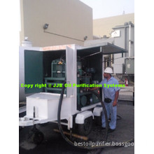 Easily-Mobile Type Transformer Oil Purifier, Oil Purification System