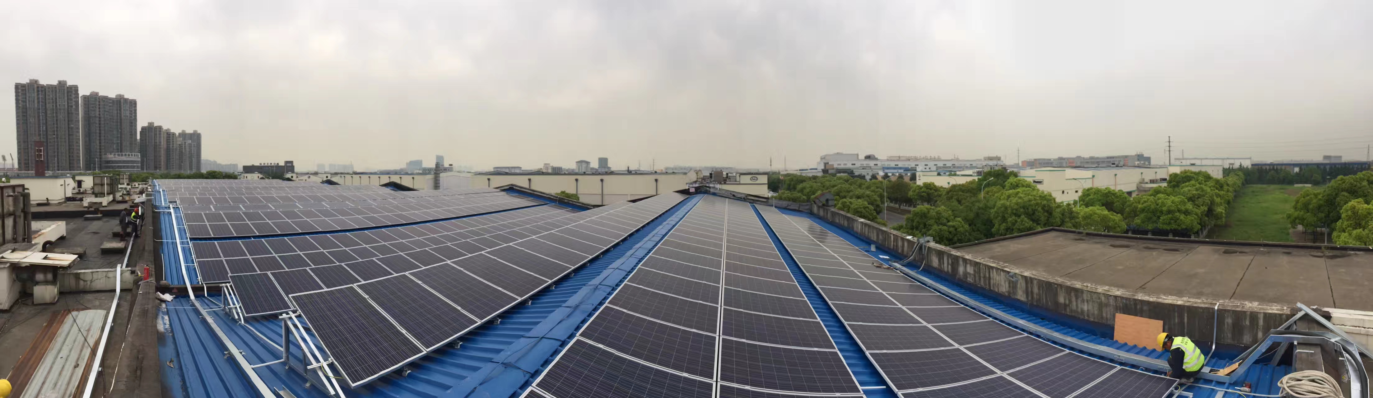 800KW PV Power System