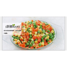 IQF Frozen vegetables mixtas grado A