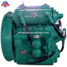 Caixa de câmbio MA125 usada para motor diesel marítimo