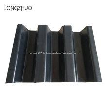 Matériau de fixation de tube de plaque clarificateur lamelle