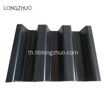 Media Settler Tube Lamella Clarifier Plate