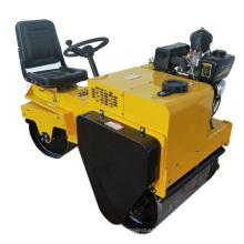 Double Drum Vibratory Road Roller Machine